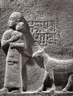 Hitit bebek bakıcısı, Karkamış M.Ö.1180-700 Anadolu Medeniyetleri Müzesi