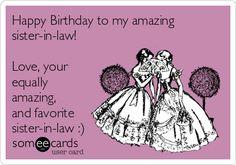 9 Happy Birthday Sister In Law Ideas Happy Birthday Sister Birthday Quotes Sister Birthday Quotes