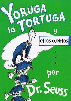 Yoruga la Tortuga y otros cuentos Dr. Suess 5/15