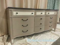 Chrissie's Collection - Custom Painted Furniture