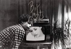 Leos Carax's Boy Meets Girl (1984).