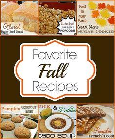 My Favorite Fall Recipes! | eBay