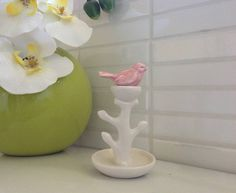 robin ring stand by not a jewellery box | notonthehighstreet.com