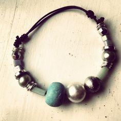 #jewellery #vintage #boho #vintageluxe #handmade #bracelet  #bohemian #cross #fashion #charm #leather #friendship