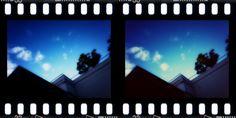 2015年03月・akuru・Instagramにあげた写真の別加工ver。 #photo #photograph #sky #android #写真 #空 #Pixlr #GIMP #PicMonkey