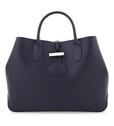 LONGCHAMP . #longchamp #bags #leather #hand bags #tote #