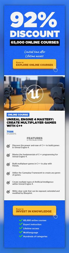 Tiled them horizontally in a progress bar ue4 blueprint unreal engine 4 mastery create multiplayer games with c game development development onlinecourses malvernweather Choice Image