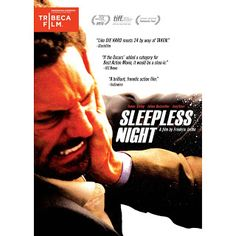 Sleepless Night Region 1 DVD English Subtitles