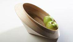 Atlanta Fruit Bowl by Athanasios Babalis & Christina Skouloudi via core77 #Fruit_Bowl #Athanasios_Babalis #Christina_Skouloudi