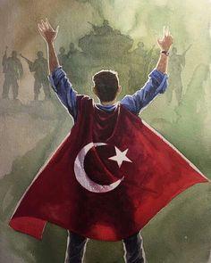 #15Temmuz # TÜRKİYE