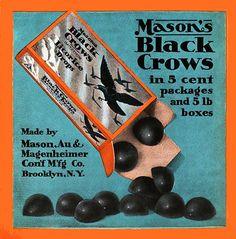 masons black crows 2 1921 by Captain Geoffrey Spaulding, via Flickr