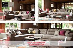 Hoe zou jij je #bank #samenstellen? Sofa, Couch, Outdoor Furniture Sets, Outdoor Decor, Living Room, Ideas, Home Decor, Settee, Settee