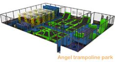 China trampoline world, indoor trampoline park Factory and Manufactures, for sale, commercial, suppliers and company from Angel Trampoline park Extreme Trampoline, Trampoline World, Trampoline Gym, Galvanized Steel Pipe, Parks, Entertainment, Angel, Business, Sports