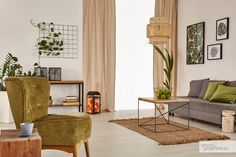 Earth's tones living room that you will love