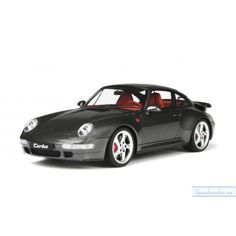 1993 PORSCHE 993 TURBO SLATE GRAY