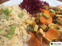 Zeleninová směs s tofu » Jíme Jinak