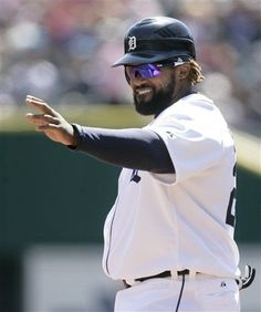 Prince Fielder - First Base.  Our new addition and what an addition he has been.