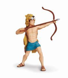 Safari Ltd 8022 Hercules - Drachen & Elfen - Figuren bei spielzeug-guenstig.de 8,49
