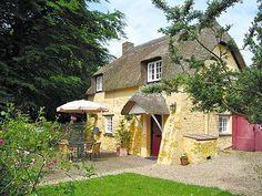 Elizabeth Cottage, West Lulworth in Dorset