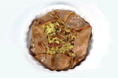 the chew | Recipe  | Mario Batali's Crepe Quiche