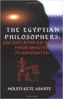 Eleven famous African scholars who preceded Greek philosophers are profiled: Ptahhotep, Kagemni, Duauf, Amenhotep, Amenemope, Imhotep, Amenemhat, Merikare, Sehotepibre, Khunanup, and Akhenaten. Traditional Eurocentric thought assumes that Greece was the origin of civilization. This book dispels this and other myths by showing that there is a body of knowledge that preceded Greek philosophy. The author documents how the great pyramids were built in 2800 B.E.L. 2100 yrs b4 Greek Civ.