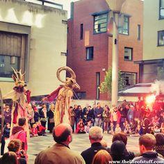 The Life of Stuff   Personal and Irish Lifestyle Blog: Macnas Chaosmos 4 Dublin Fringe Festival 2013   Macnas, Chaosmos
