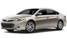 Hybrid & Full-Size Cars   Toyota Avalon 2014