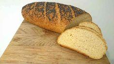 Gluten free - The Franska – Supergott LCHF-bröd – Version 2 New Recipes, Low Carb Recipes, Vikings, Lchf, Low Carb Bread, Gluten Free Baking, Healthy Living, Good Food, Dessert