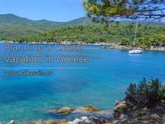If you are a sea lover, going on a cruise is a vacation made in heaven. Check out our tips for a smooth holiday while cruising the beautiful Sporades islands in Greece. Greece Vacation, Cruise Vacation, Halkidiki Greece, Greece Islands, Made In Heaven, To Go, Smooth, Sea, How To Plan