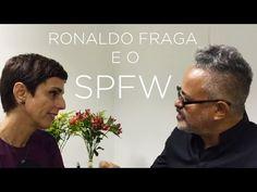 Ronaldo Fraga fala do seu próximo desfile no SPFW - Lilian Pacce