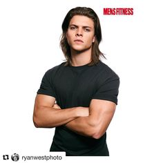 "Alex Høgh Andersen (@alexhoeghandersen) on Instagram: ""I literally got interviewed by @mensfitnessmag..."