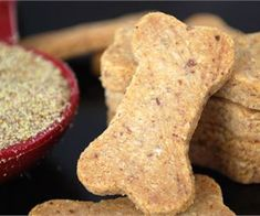 Nutty Dog Biscuits Your Pooch Will Go Nuts For - Proud Dog Mom