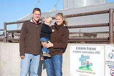 Illinois Farm Family: Field Mom Program