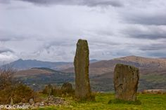 Kealkill Stone Circle, just above the village here.