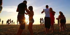Salsa Beach Party