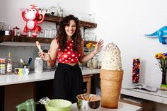 Amirah Kassem <3 Meet The Fashion Set's Cake Boss #Refinery29