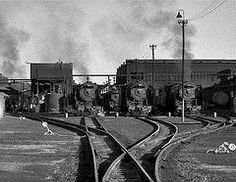 The World's Best Photos of and steam South African Railways, Steam Railway, Train Engines, Steam Engine, Steam Locomotive, World Best Photos, Old Photos, Transportation, Scenery