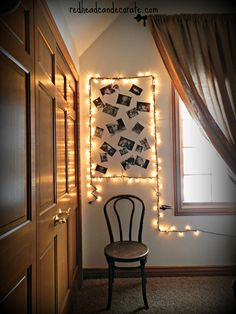 DIY Christmas Light