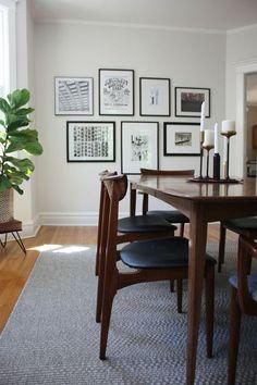 5 Inspirações para Decorar Aquela Parede Vazia da Sua Casa