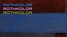 Mark Rothko • Bach-Denisov's Partita No. 2 performed by Kogan
