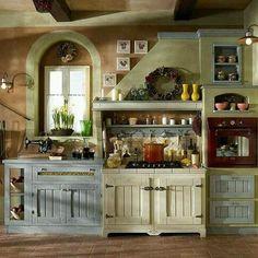 "974 curtidas, 3 comentários - Sabina - Italy (@iloveshabbychic_) no Instagram: ""#shabbychic #interior #interiordesign #inspiration #oldstyle #home #house #cottage #country…"""