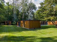 Philip Johnson, Wiley Speculative House