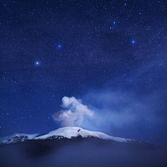 Nevado del Ruiz, Colombia