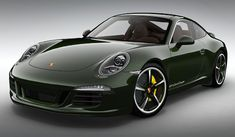 Exclusive Porsche 911 Club Coupe, only 13 made.  Based on the Carrera S. 430hp, 0-100 mph in 4 seconds HOT DAMN. $175,580