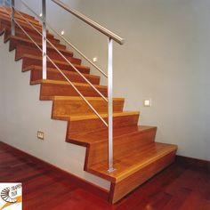 houten trap op maat trappen teck puurs www.trappenteck.be
