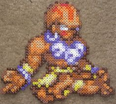 Street Fighter Dhalsim by 8Bit-Artist