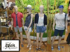 #equismoda #soytotalmenteequis #guapa #comoda #moda #tendencias #guapo #bermuda #look #fashion #levis #pirata