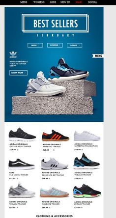 Fashion Web Design, Email New, Shoes Ads, Couture Trends, Shoes Photo, Neymar, Email Marketing, Flyer Design, Industrial Style