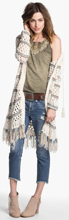 Gypsy boho bohemian hippie style. Check for more on pinterest.com/ninayay and stay positively #pinspired #pinspire