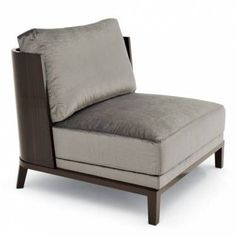 Christian Liaigre, Inc. Colonial, Christian Liaigre, Modern Armchair, Occasional Chairs, Cool Furniture, Interior Inspiration, Accent Chairs, Contemporary, Home Decor